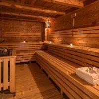 Строительство финской сауны цена